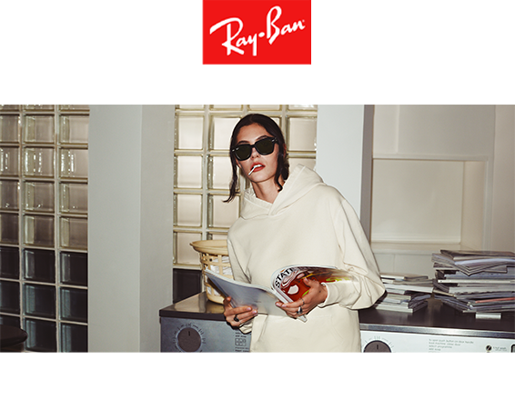 Ray Ban You re On!
